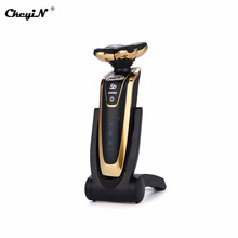 5D Floating Shaving Machine Heads Cordless Electric Men