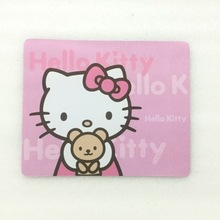 GIAUSA Hello Kitty Cute Computer Mouse Pad Anti-slip Natural Rubber MousePad for PC Laptop Wholesale Price