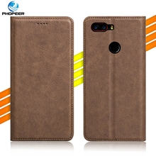 Luxury Retro PU Leather Case For ZTE Nubia Z17S Z17 S 5.73 inch Mobile Phone Stand Filp Cover Case For Nubia Z17S