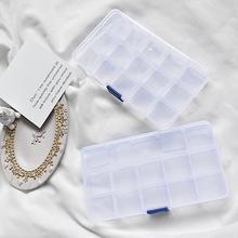 Body Punk 1pc Adjustable Plastic Jewelry Box Storage Case Tool Craft Jewelry Organizer Beads DIY Jewelry Accessories cheap None Fashion TRENDY AE-BOX001 geometric Navel Bell Button Rings Acrylic Body Jewelry Body Jewelry Belly Piercing Navel Rings