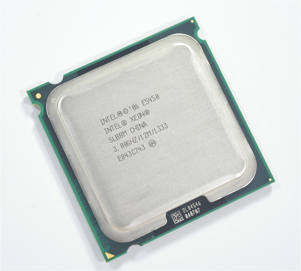 Xeon E5450 Processor 3 0GHz 12M 1333Mhz equal to intel Q9650 works on lga 775 mainboard Xeon E5450 Processor 3.0GHz 12M 1333Mhz equal to intel Q9650 works on lga 775 mainboard no need adapter