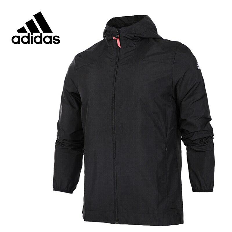 Adidas Original New Arrival Official ROSE JACKET M Men's Jacket Hooded Sportswear BR2016 BQ5424 original new arrival official adidas originals badge windbreak men s jacket hooded sportswear