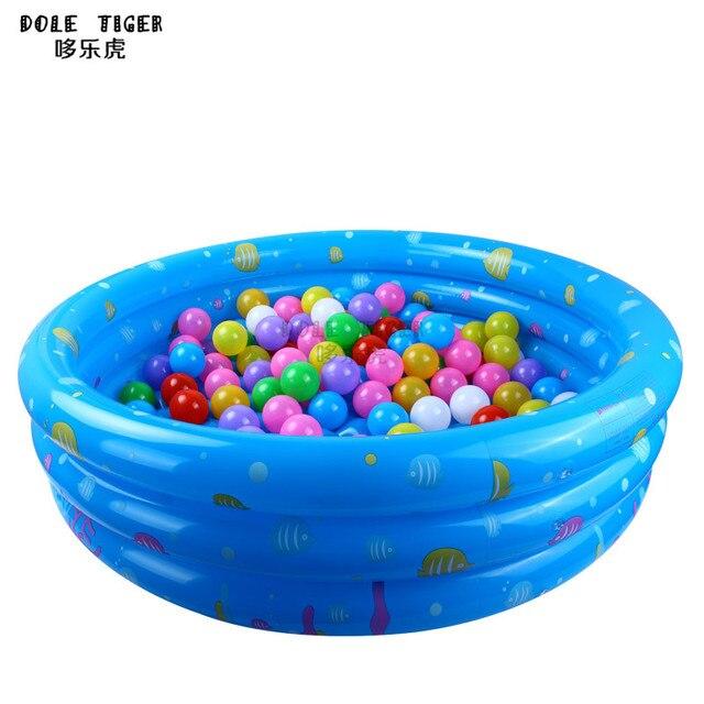 Charming 1,3 Mt Baby Indoor Aufblasbares Schwimmbecken Kinder Indoor Ball Pool  Tragbare Baby Becken Badewanne