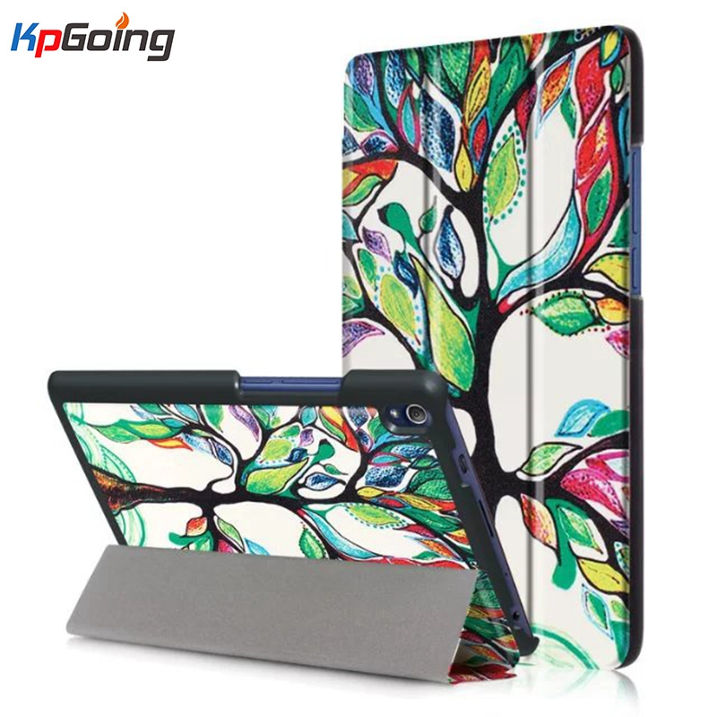 PU Leather Smart Cover Case for Lenovo Tab 3 8 Plus TB-8703 TB-8703F TB-8703N (TAB3 8 Plus) 8 Inch Tablet Case With Art Paint luxury pu leather case for lenovo tab 3 8 plus 8inch tablet stand protective cover for lenovo p8 tb 8703f tab3 8 plus