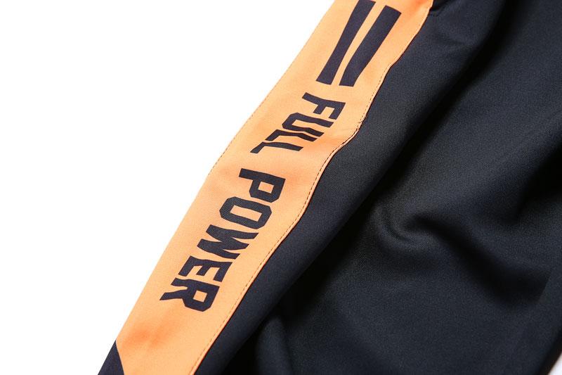 Striped Patchwork Harem Pants 8