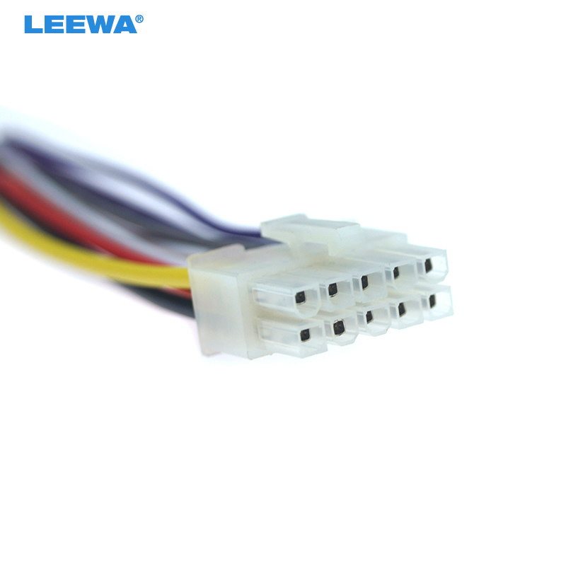 [SCHEMATICS_48IU]  LEEWA 10PCS Universal Car Wire Harness Connector 10Pin Into Car DVD CD  Radio Stereo Wire Plug Adapter #CA5697 10P| | - AliExpress | 10 Pin Wire Harness |  | AliExpress