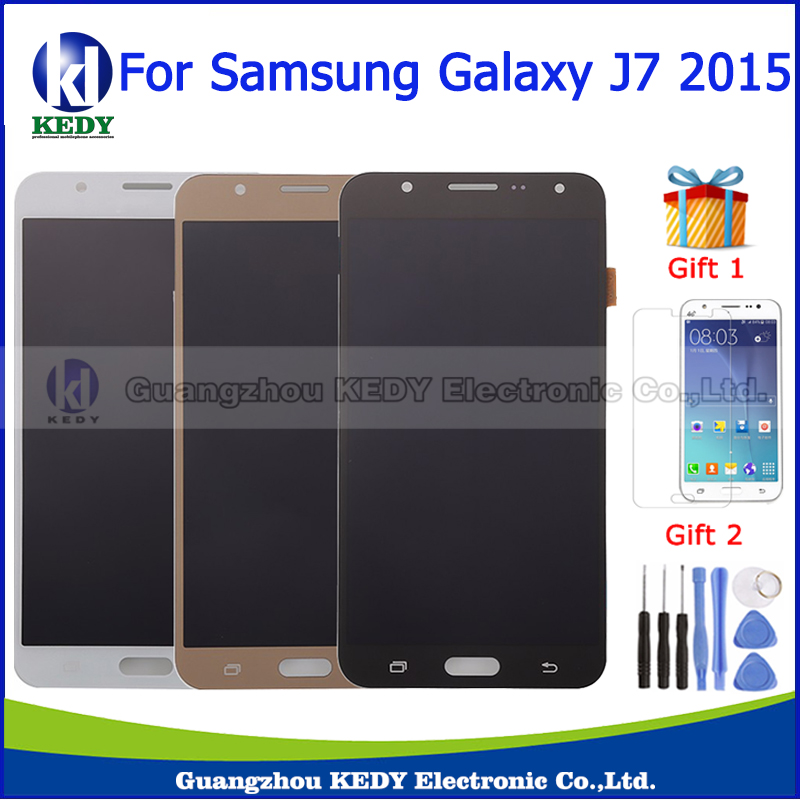 High Copy For Samsung Galaxy J7 J700 J700F J700M J700H 2015 Lcd Display Touch Screen Digitizer Assembly Replacement Free Tools brand new tested lcd display touch screen digitizer assembly for samaung galaxy e5 e500f h hq m f h ds replacement parts