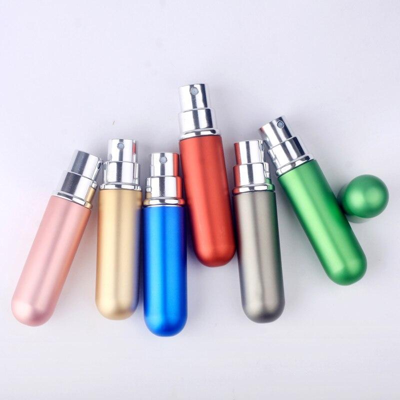 mini garrafas de spray portátil vazio garrafas