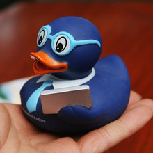 Cute creative computer modeling duckie baby bathing  toy cute rubber ducky children kids water play toys