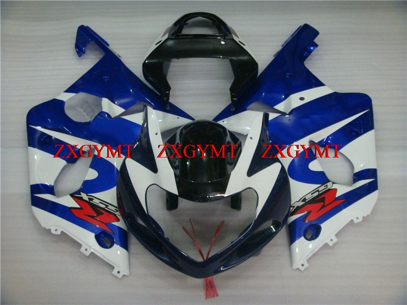 Fairings for GSXR600 GSXR750 GSXR1000 2000 - 2003 K1-2 Fairings GSX R 600 750 1000 01 00 Blue White Black 03 02Fairings for GSXR600 GSXR750 GSXR1000 2000 - 2003 K1-2 Fairings GSX R 600 750 1000 01 00 Blue White Black 03 02