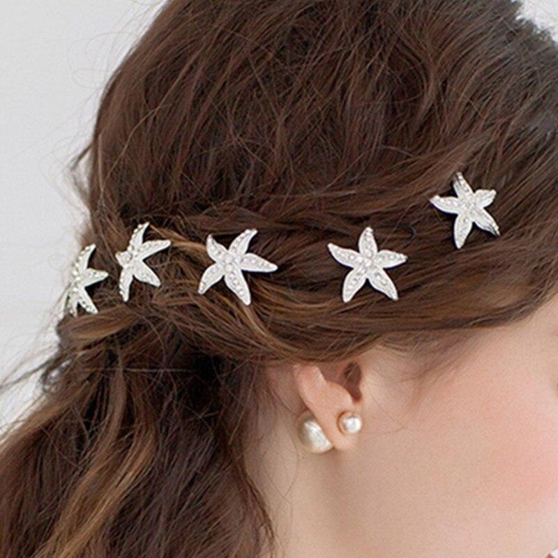 Crystal Bride Hair Jewelry U Style Ladies Accessories