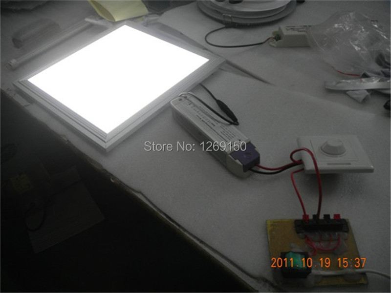 1800lm 18w square 30x30cm led panel light for backlight with edison chip and 3mm lgp led panel lights from lights