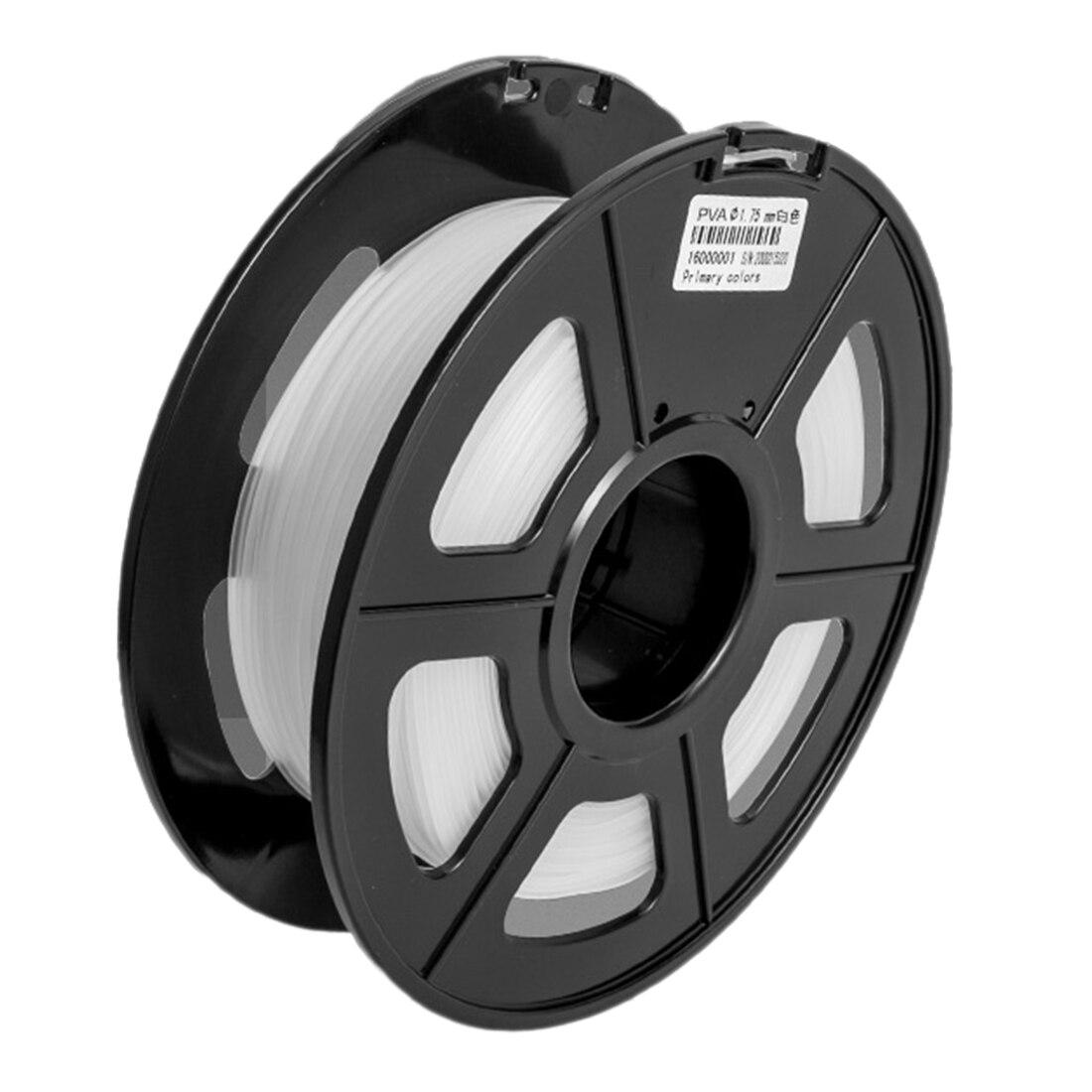 1.75 мм Белый ПВА воды растворимый 3D-принтеры нити-0.5 кг песочные часы-точность размеров +/-0.03 мм для печати RepRap Markerbot