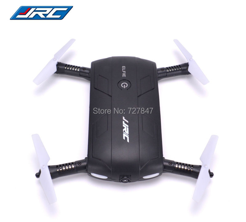 NEW JJRC H37 ELFIE Foldable RC Quadcopter Mini Drone RC Helicopter WiFi FPV With HD Camera/ G-sensor / Headless Mode VS H31 H36