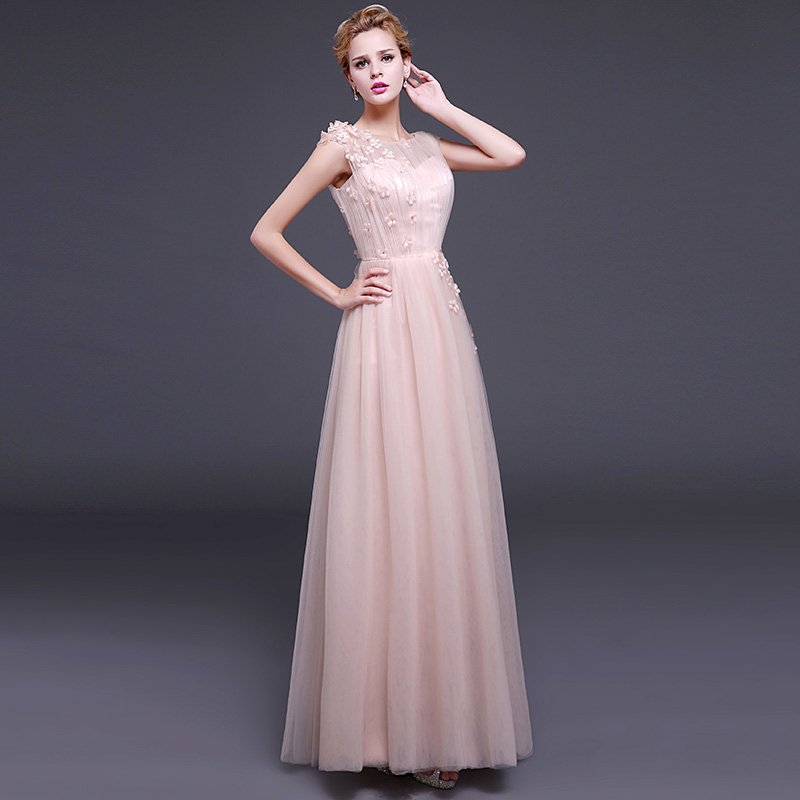 Aliexpress.com : Buy 2016 Spring New Fashion Formal Gown Flower ...