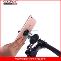GACIRON Vélo Vélo Magnétique Tige Cap Intelligente Téléphone Mount Holder support Vélo Support de Téléphone avec Bracelet En Caoutchouc pour tous les Cellulaire téléphones