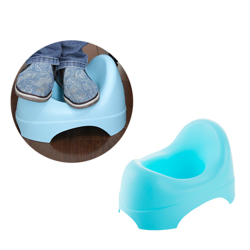 Portable Baby Kids Potty Trainer Toilet Seat Chair Pot Pedestal Pan Toilets 0-3 Years FJ88