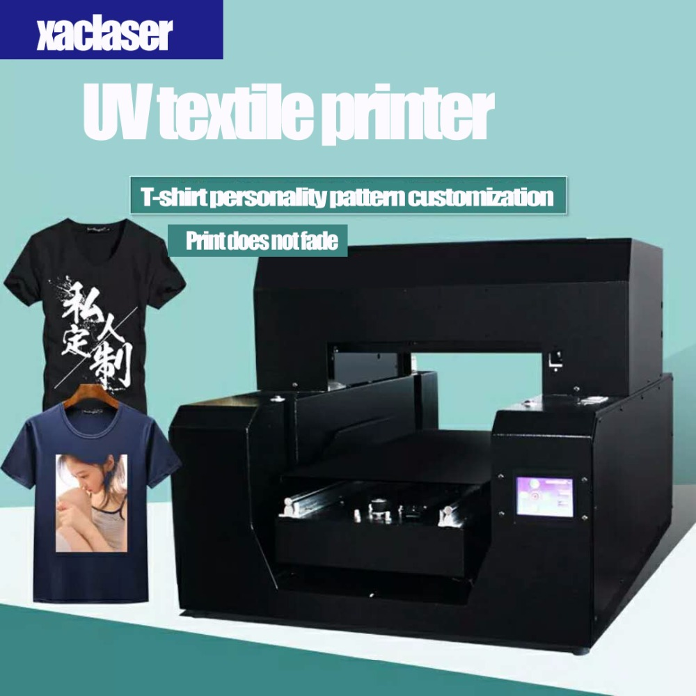 A3 Automatic Printing T-shirt Printer Clothing Color Printing Machines High-speed Digital Printing Equipment