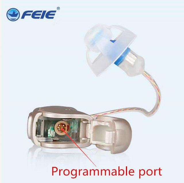 Hearing Aid Sound Enhancement Amplifier Digital Programmable MY-20 hearing aids 8 channels Hot selling Earphone Deafness