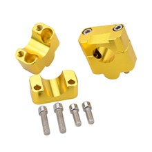 GOOFIT Performance CNC Clamps for Dirt Bike & Motorcycle , Pit