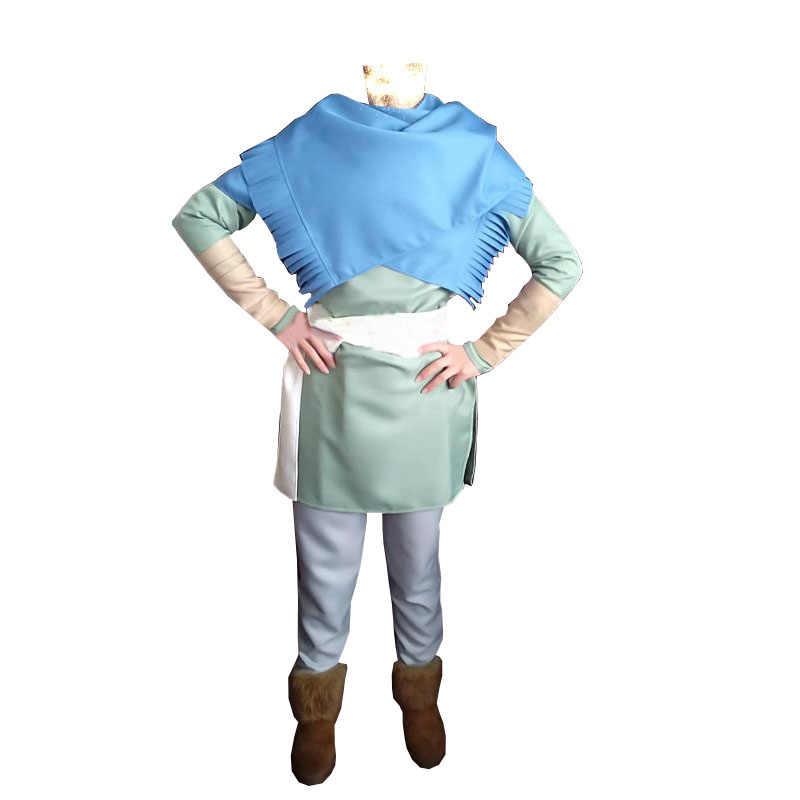 Akatsuki No Yona Yoon Cosplay Costume For Men Anime Halloween Costumes Custom Made New Arrival Akatsuki No Yona Cosplay Costumeyona Of The Dawn Aliexpress