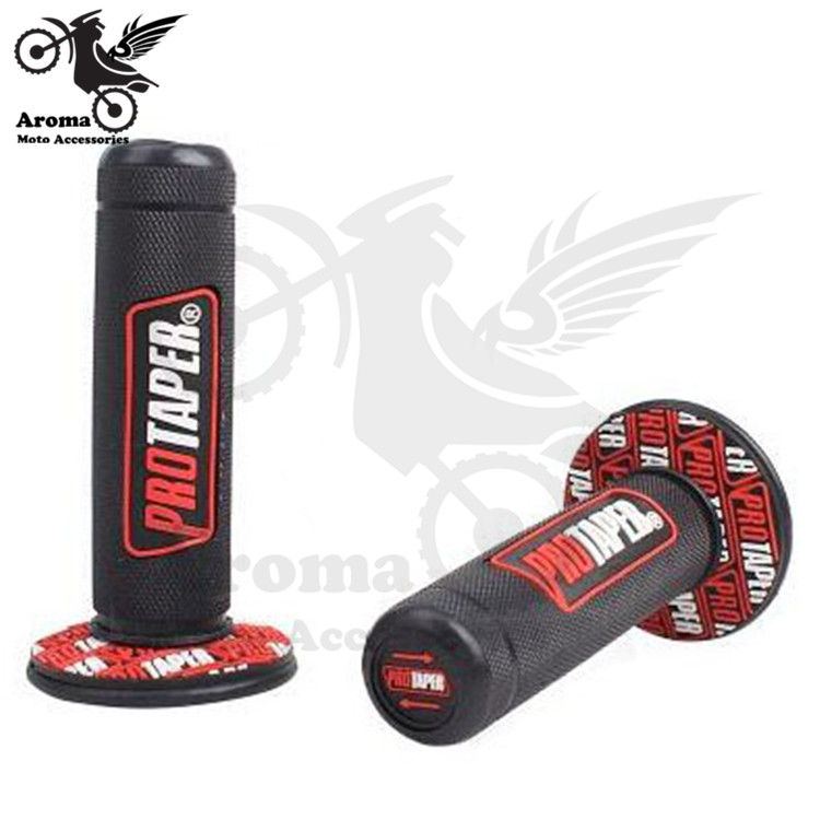 "22mm Universal 7//8/"" Dirt Motorcycle Pro Hand Grips Handle Bar Grip Pit Dirt Bike"