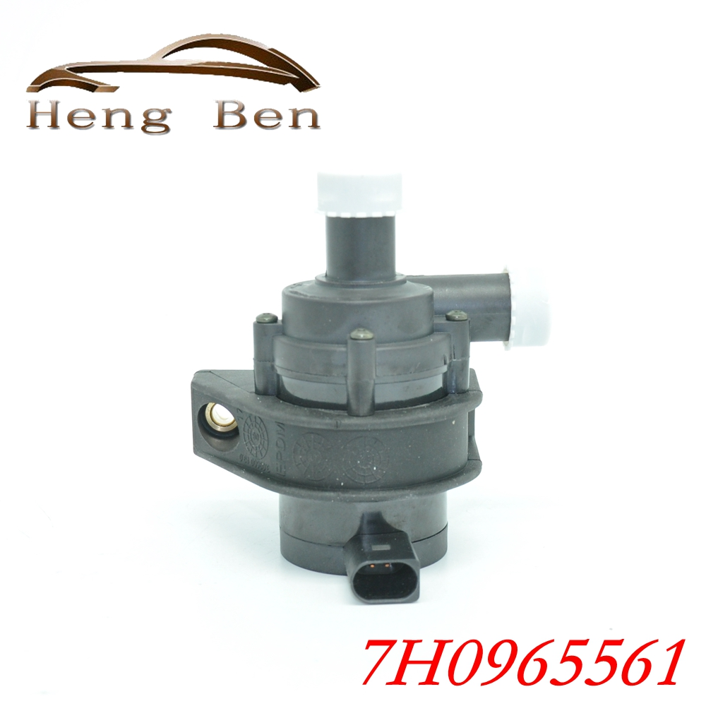 HB Cooling Additional Auxiliary Water Pump For VW Multivan Transporter Caravelle 1.9 2.5 TDI 3.2 V6 4motion 7H0965561