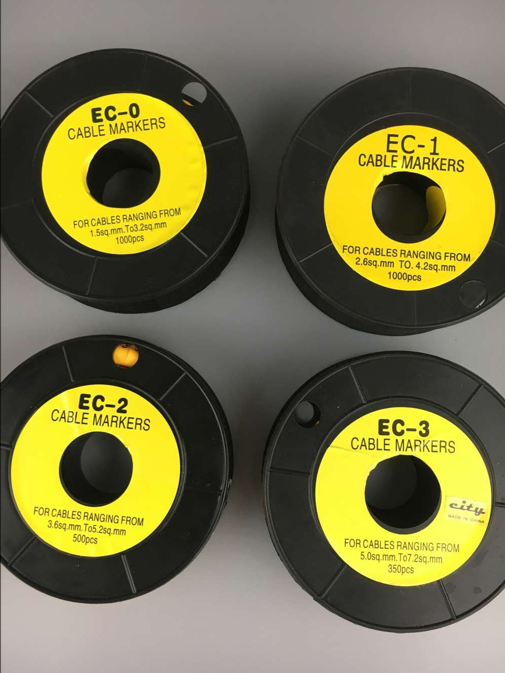 Cable buy electric cable 2 5 sq mm cable 1 5 sqmm wire product on - Order 1 Piece Ec 3 600pcs Each50pcs Cable Markers Letter 6sq Mm 0 To 9