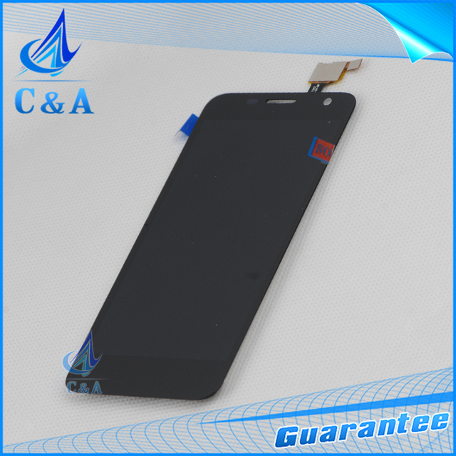 For Alcatel One Touch Idol mini 6012 lcd OT6012 OT6012D screen display with touch digitizer assembly one piece free shipping