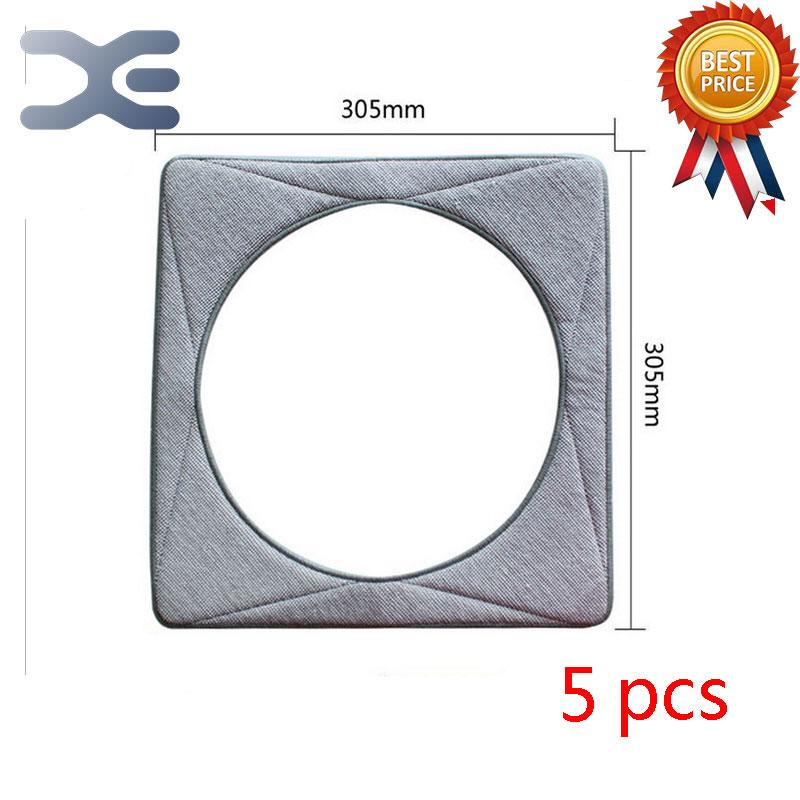все цены на 5 Pcs Ecovacs 9 Series Of windows For Intelligent Robots For Cleaning Cloth W930 Fiber Cloth Cloth Vacuum Cleaner Parts онлайн