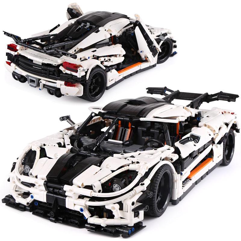 DHL 23002 Technic Series Compatible avec le changement de MOC 4789 vitesse voiture modèle ensembles blocs de construction briques voiture modèle jouets pour garçons-in Blocs from Jeux et loisirs    2