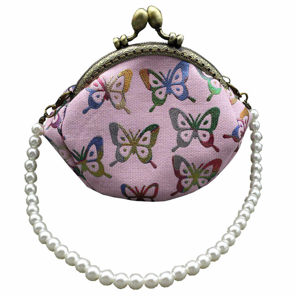 OCARDIAN Wallet Coin Fashion Purses Women's Wallets Marvel Butterfly Printing Card Holder Coin Purse Clutch Bag Dropship M20