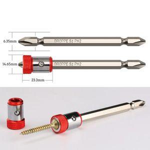 Image 5 - Насадки для отвертки, магнитное кольцо 1/4 дюйма, 6,35 мм, металлический Прочный Магнитный винт