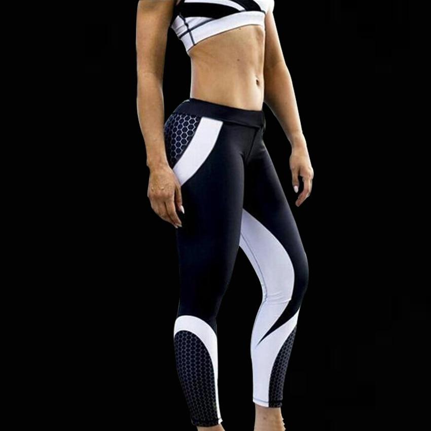 Fashion Customized Sporting   Legging   Women Skinny Elastic Fitness   Leggings   Pant Sexy Push Workout Sporting Trousers 3D sweatpants