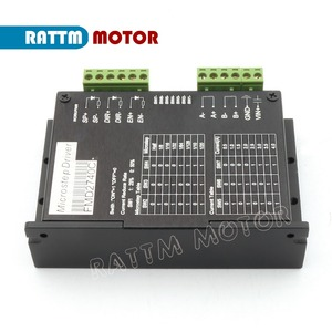 Image 4 - FMD2740C 50VDC /4A / 128 マイクロステップcncステッピングモータドライバNema17 、rattmから 23 cncフライスモーター
