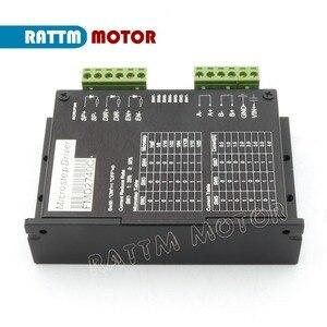 Image 4 - FMD2740C  50VDC /4A / 128 microstep CNC stepper motor driver for Nema17,23 stepper motor cnc router milling  from RATTM MOTOR