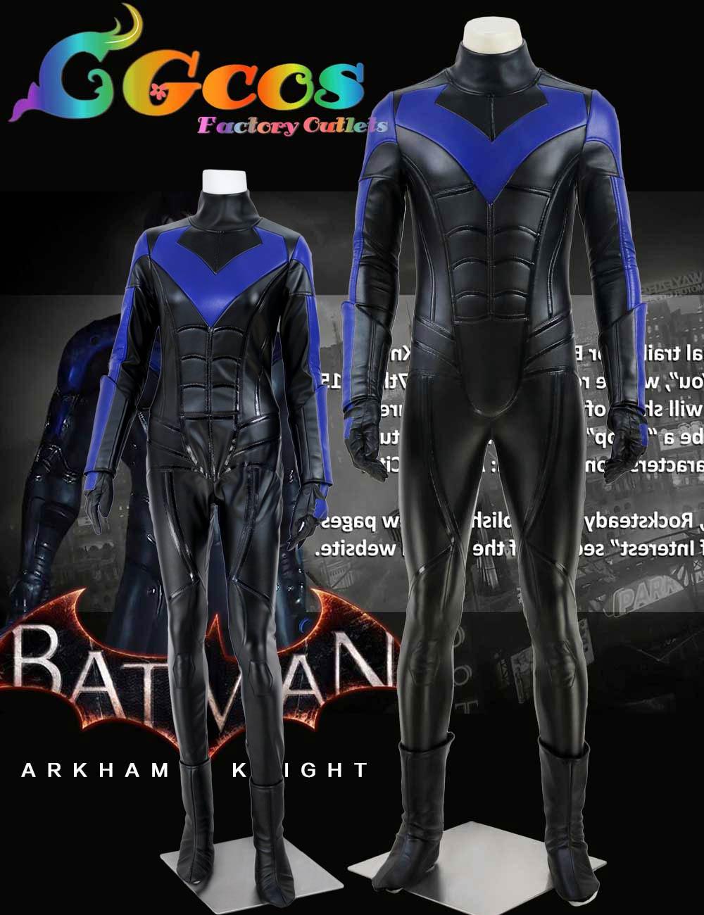 Popular Nightwing Costume Women-Buy Cheap Nightwing Costume Women ...