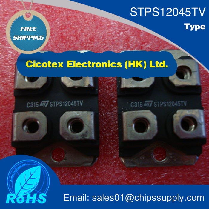 Module dalimentation STPS12045TV IGBTModule dalimentation STPS12045TV IGBT