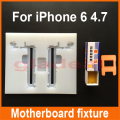 High Temperature Resistant Motherboard PCB Fixture Holder Silicone Pad For iPhone 6 4.7 IC Maintenance Repair Mold Tool Platform