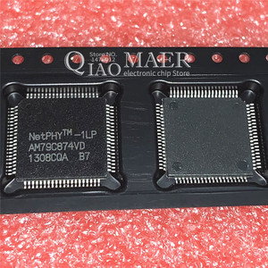 Image 1 - 5 قطعة/الوحدة AM79C874V AM79C874VI AM79C874 QFP AM79C874VC AM79C874VD