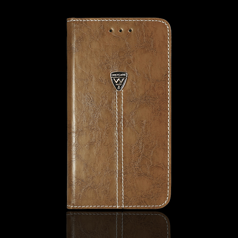 Fashion Wallet Case for HOMTOM ZOJI Z33 PU Leather Vintage Book Flip Cover Magnetic Fashion Phone Cases image