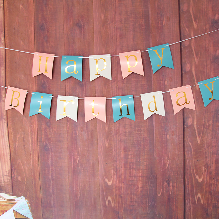 Aliexpress.com : Buy Happy Birthday Banner Party