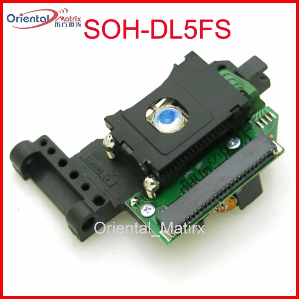 Free Shipping SOH-DL5FS SOH-DL5 Laser Lens SOHDL5FS Optical Pick-Up For CD DVD Laser Head Optical Pick Up