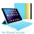"""Ultrafinos case para xiaomi mipad 1 7.9 """"capa tablet inteligente com função wake up sono automático shell para xiaomi mi pad 1 a0101"""