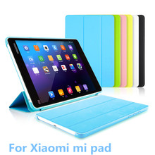 Ultrathin Case For Xiaomi Mipad 1 7.9″ Smart Tablet Cover With Automatic Sleep Wake Up Function Shell For Xiaomi Mi Pad 1 A0101