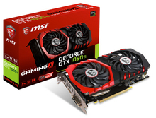 MSI GTX1050TI GAMING X 4G red dragon game graphics GTX1050Ti 4G eat chicken