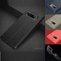 Slim Soft Rugged Case For Samsung Galaxy S8 Plus Note 8 Rubber Silicone Case Cover Thin