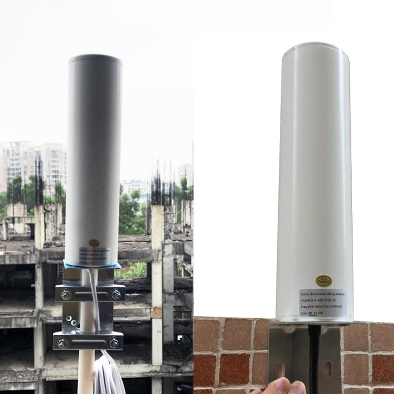 Купить с кэшбэком 4G LTE antenna 4G SMA WiFi antenna 12dBi external antenna with 10M SMA male for Huawei ZTE router modem