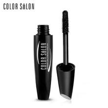 Color Salon Pro Thick Curling Long-lasting Eyelash Mascara 8g Brand Eye Makeup Fiber Lashes Mascara Cosmetic Natural Brush