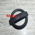 3D Высокое Качество Черный Hollow Z Логотип Металлический Значок Эмблемы стикер Тела Автомобиля Боковой Полосой Для Nissan MICRA Juke Qashqai 187